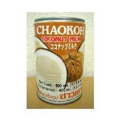 画像1: チャオコー・ココナッツミルク 400ml (缶入り) タイカレーに!