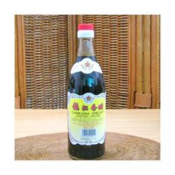 画像1: 鎮江香酢(中国黒酢)お徳用 600g (瓶入り) 酸度6.4g/100ml以上